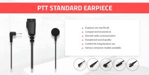 Ptt Standard Earpiece